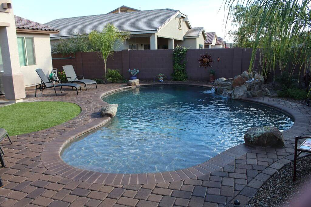 How New Image Pool and Landscapes 's Arizona pool resurfacing surfaces can make your old deteriorating pool like.