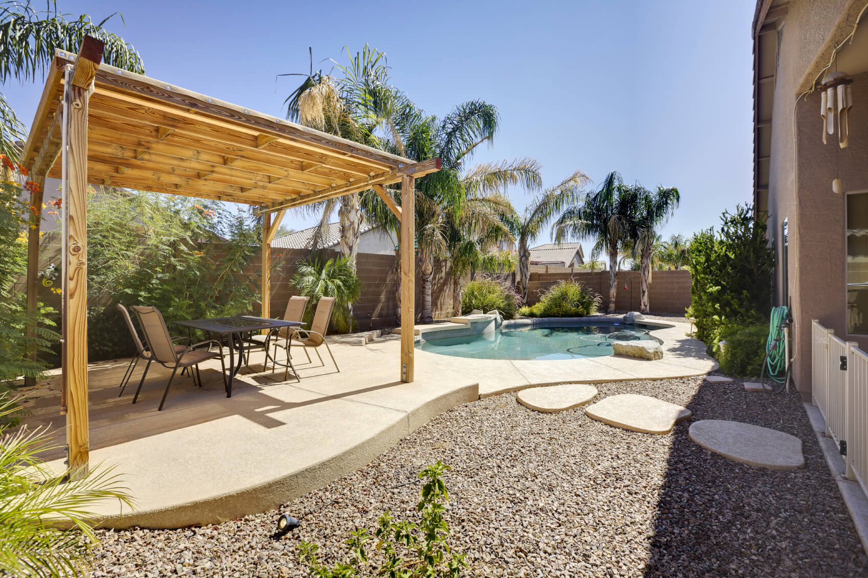 Best Patios In Phoenix Pergola Designs For Shade Amp More