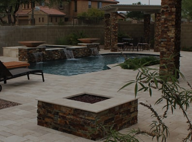 Beautiful Pool Packages From The Leaders In Arizona Builders