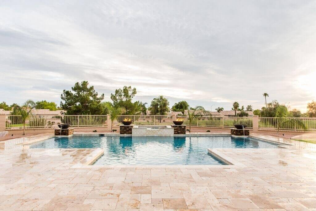 The excellence you won't find at any old ordinary landscape company in Phoenix, Arizona.