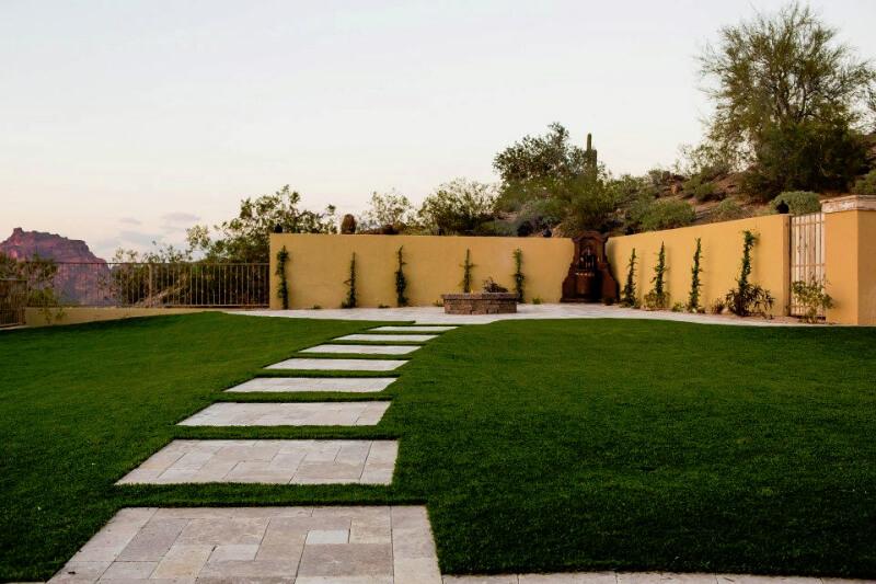 Mesa And Gilbert AZ Custom Landscaping Services   New Image