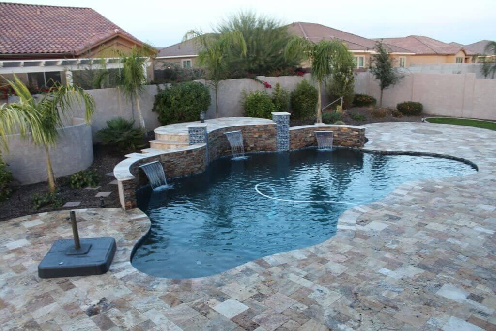 Digging A New Mesa Pool New Image Mesa And Chandler Swimming Pools
