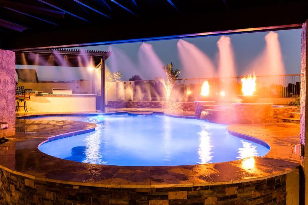 What your Mesa, AZ landscape design could look like if you choose New Image Landscape & Pools.