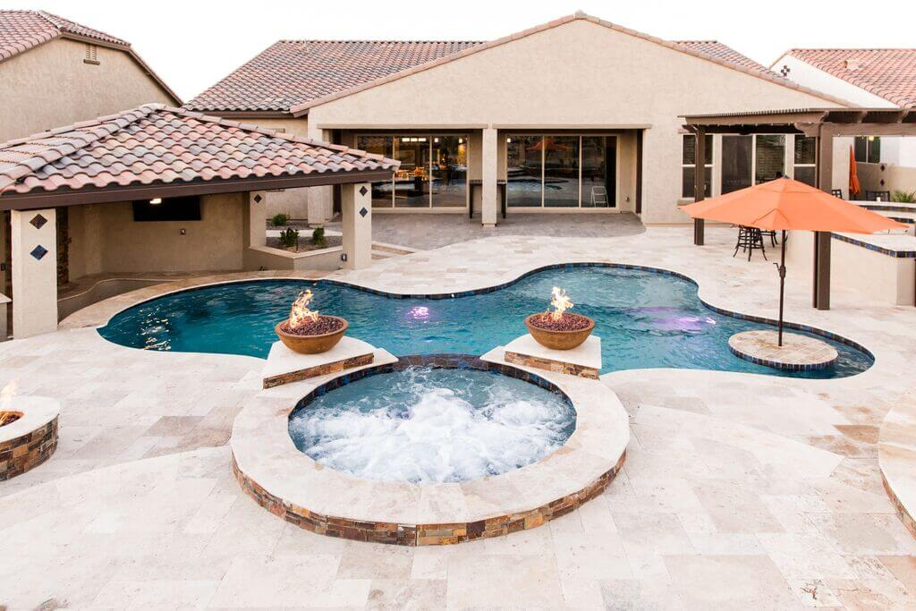3d landscape design services landscaping ideas for for Pool design services