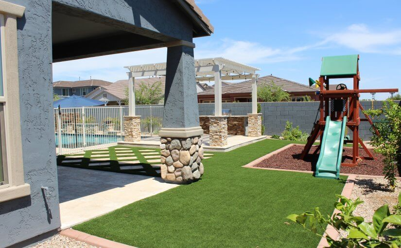 Scottsdale backyard by New Image