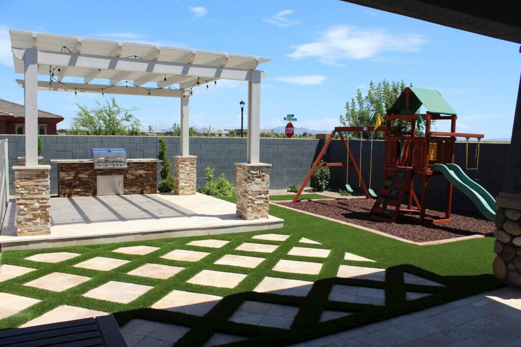The quality & perfection you won't find with any of those other landscaping companies in Mesa, AZ.