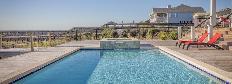Arizona custom pool results